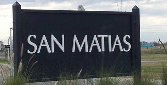 Logo San Matias - Escobar